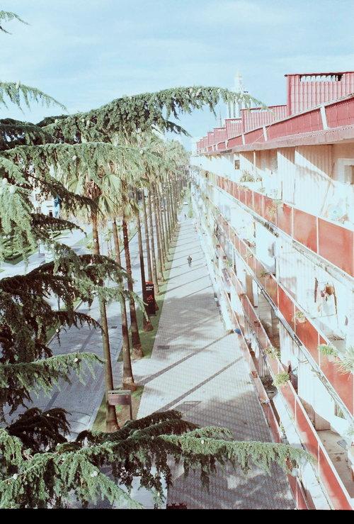Batumi street view